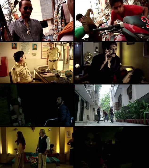 Chal Bhaag 2014 Hindi 720p DVDRip 800mb