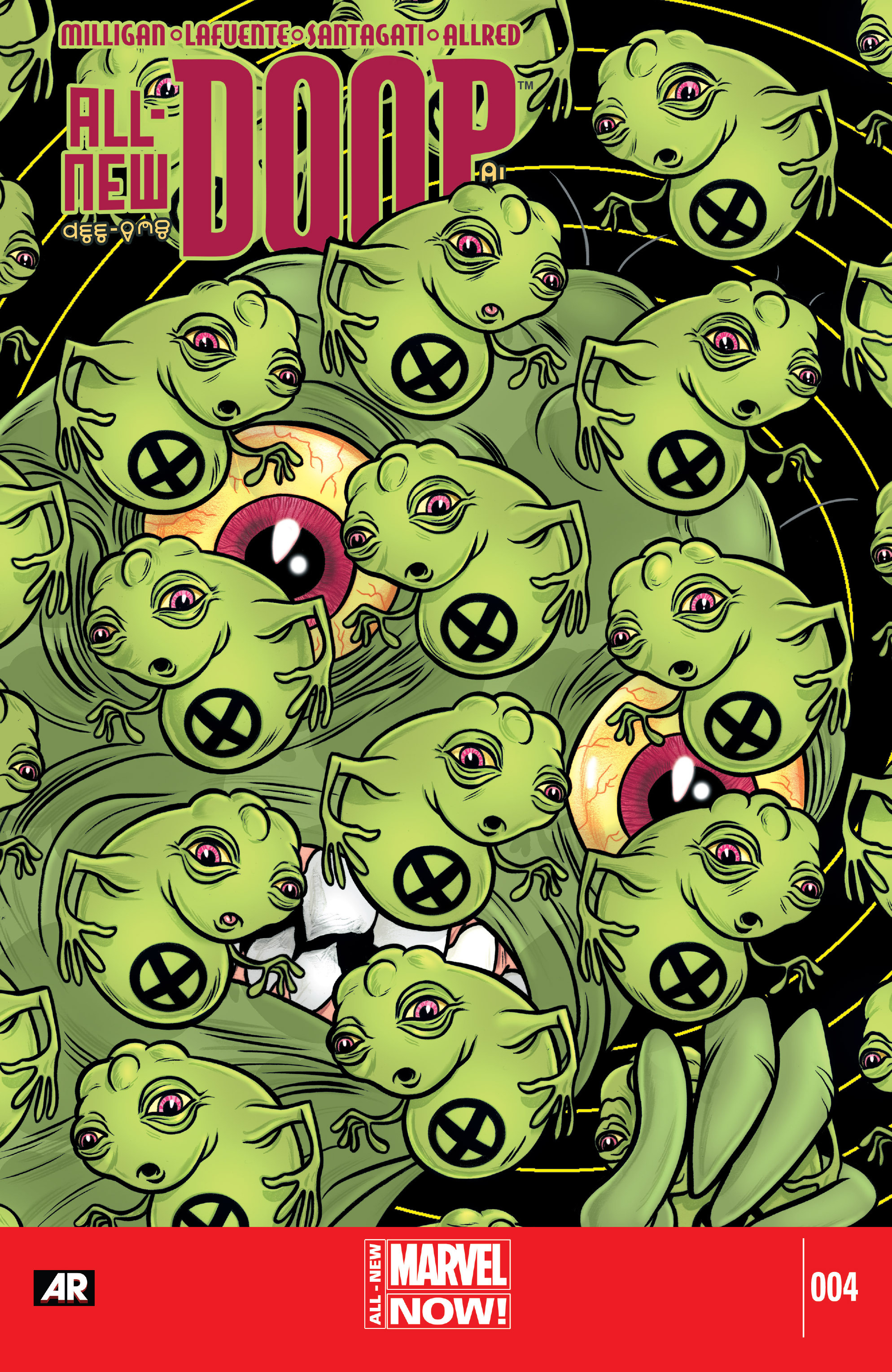 Read online All-New Doop comic -  Issue #4 - 1