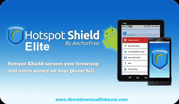 Hotspot Shield Elite VPN & Proxy v3 4 6 Cracked Modded