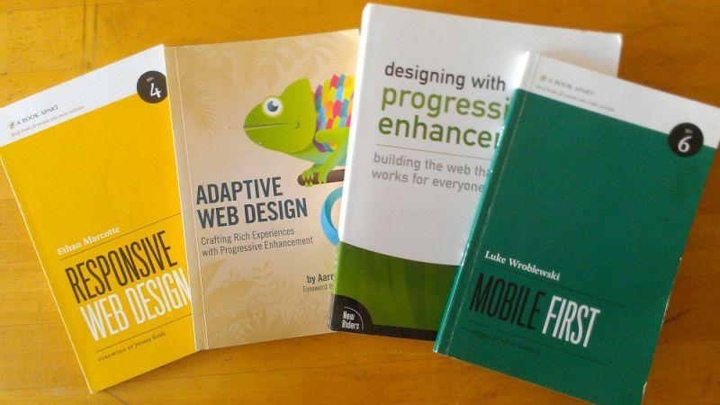 libros sobre el diseño y desarrollo web