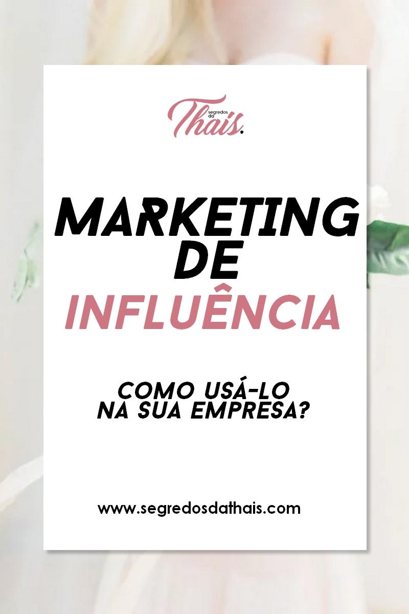 Marketing de Influência | Como usá-lo na sua Empresa