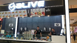 aLive Dtox Water Pavilion Elite Bukit Bintang Kuala Lumpur