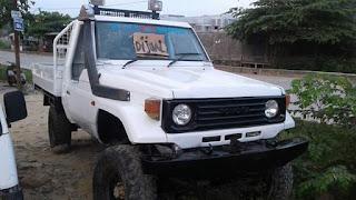 Dijual..Toyota Bundera (NP)   Cocok Buat Angkutan Sawit