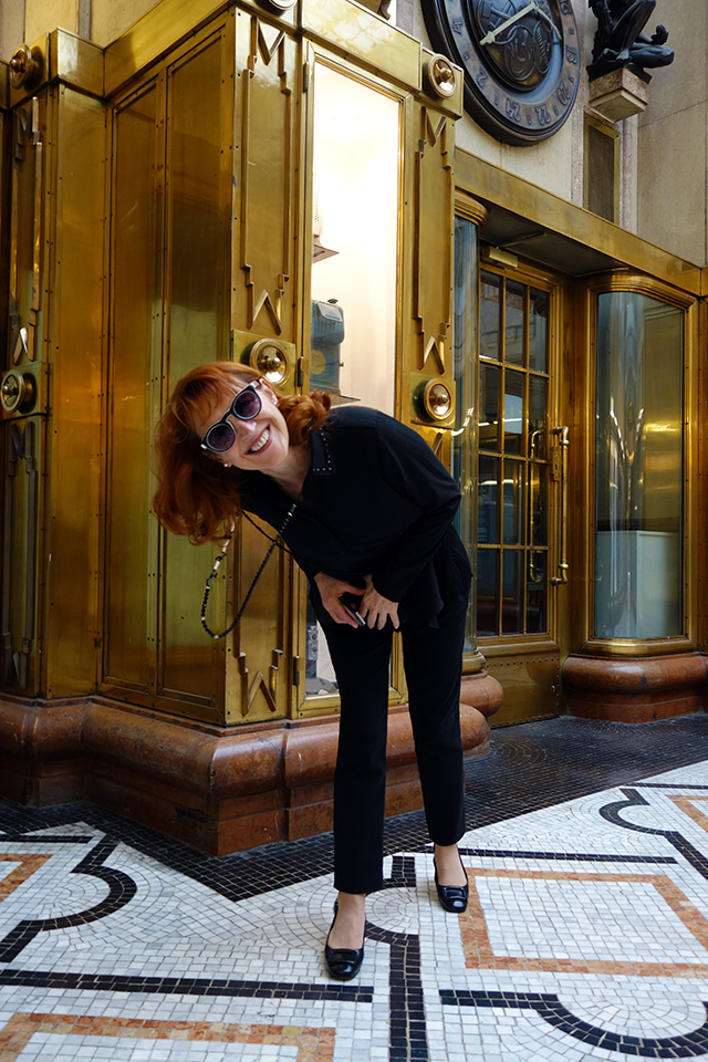 Francúzsky feeling v talianskom paláci
