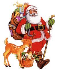 ลุงซานต้าเป็นใคร ?