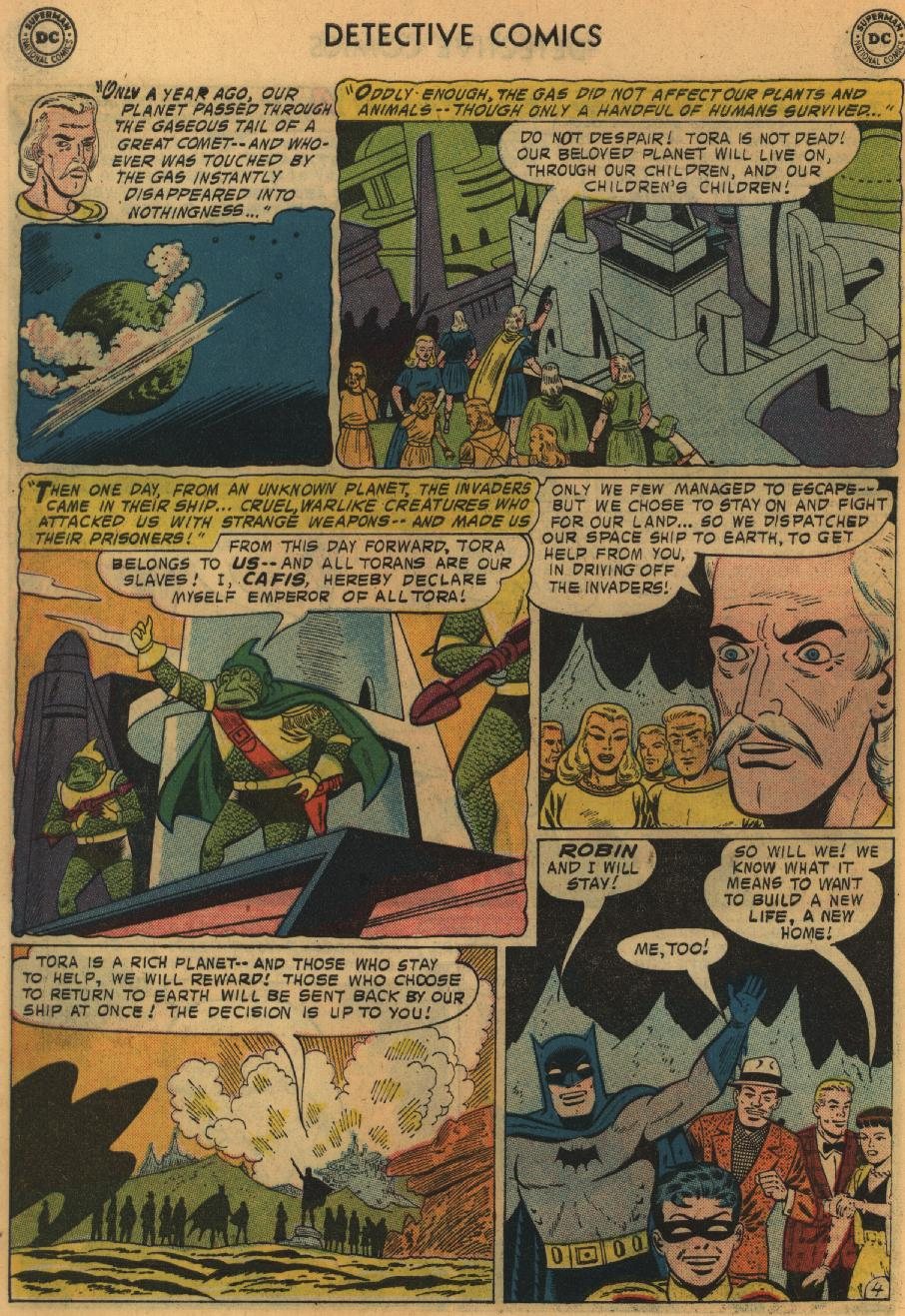 Detective Comics (1937) 256 Page 5