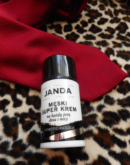 JANDA MĘSKI SUPER KREM