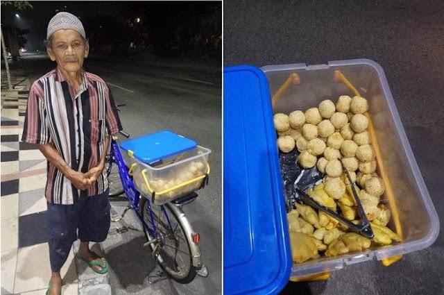 Sedihnya Kakek 70 Tahun Asal Kediri Ini, Sudah 5 kali Lebaran 5 Anaknya yang Sukses Tak Pernah Nengok