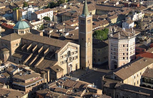 O que fazer em somente 1 dia em Parma