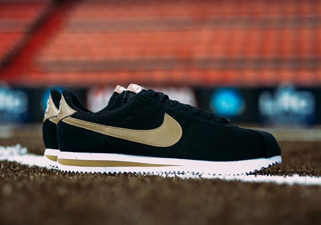 Nike Cortez Baseball Pack preto preço