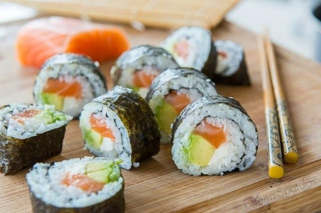 Homemade Sushi #cheap #dinner
