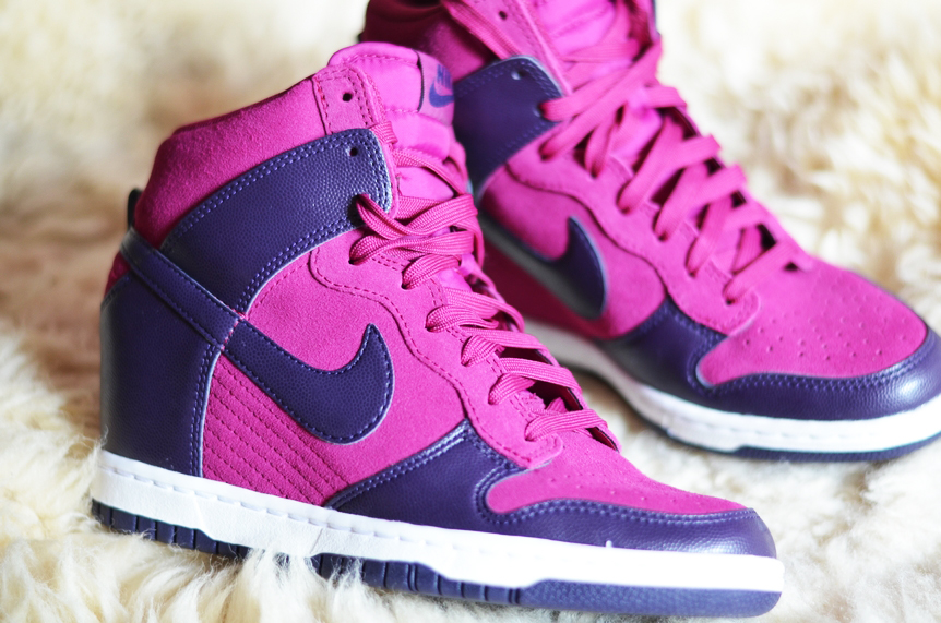 NEW IN: NIKE DUNK SKY HI 'Purple Dynasty'