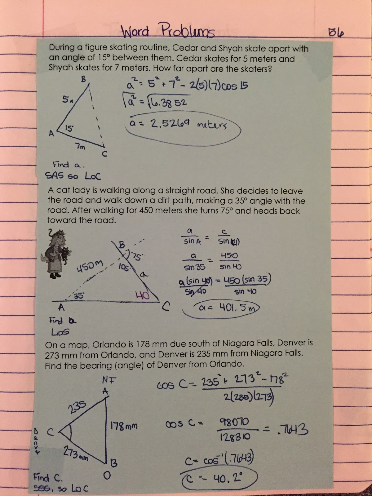 Law of Sines   Cosines worksheet by Sarah Dragoon   TpT in addition Solve triangles using the law of cosines  practice    Khan Academy together with Law of Cosines   Kuta Infinite Algebra 2 Name The Law of likewise Solving Triangles Worksheets   Sine and Cosine besides Law Of Sines And Cosines Worksheet Answer Key   Kidz Activities likewise Sin and Cosine Worksheets   maths   Pinterest   Law of cosines besides Law Of Sines and Cosines Worksheet   Mychaume further The Law of Cosines Worksheets moreover Law of Sines and Cosines Worksheet with Key  pdf besides worksheet  Law Of Cosines Worksheet  Worksheet Fun Worksheet Study in addition  also  also Solve triangles using the law of cosines  practice    Khan Academy likewise  together with Law of Sines and Cosines  When to use each   video tutorial likewise Law of Cosine to Figure Area of a Triangle. on the law of cosines worksheet