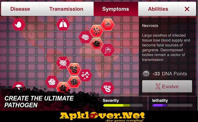 Plague Inc MOD APK premium unlocked