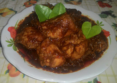 resepi ayam tomyam sweet sour, resepi masakan ayam, resepi lauk pauk