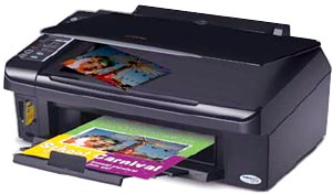 Resetter Epson NX200 Ink Reset Free