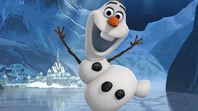 A Aventura de Olaf Frozen