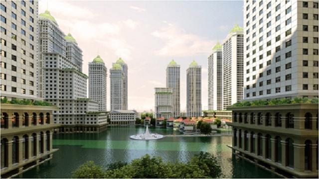 Tiện ích khu đô thị Tân Hoàng Mai