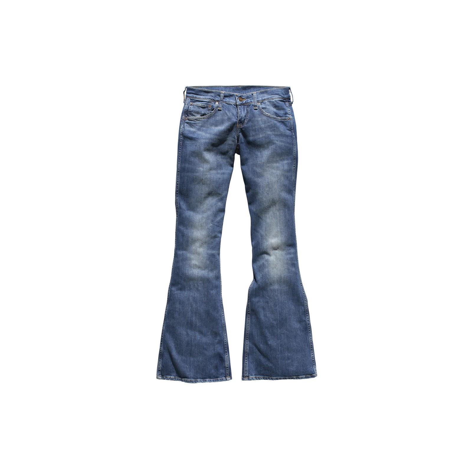 Jeans flare - sezonun favorileri 80