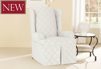 Sure Fit Slipcovers Introducing A New Winter Design The