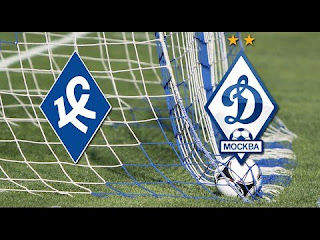 Крылья Советов - Динамо Москва: смотреть онлайн 5-10-2018