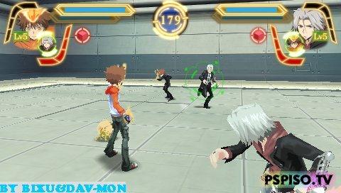 Best Psp Games Download Katekyoo Hitman Reborn Kizuna No