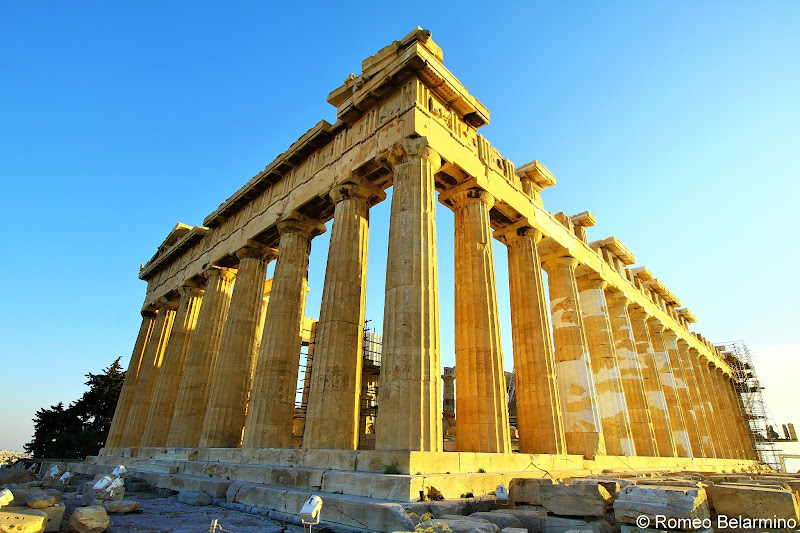 Parthenon Acropolis One Day in Athens