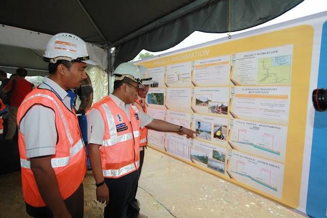 Menaiktaraf Landasan Keretapi Lembah Klang Siap Pada 2019 #SPAD