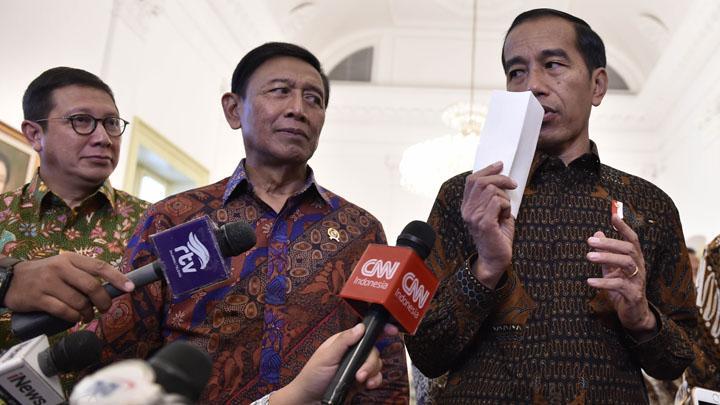 Rupiah Keok, Menko Polhukam: Pemerintah Nggak Usah Didesak