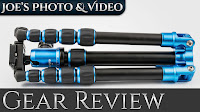 MeFOTO Backpacker Aluminum Photography Travel Tripod | Gear Review