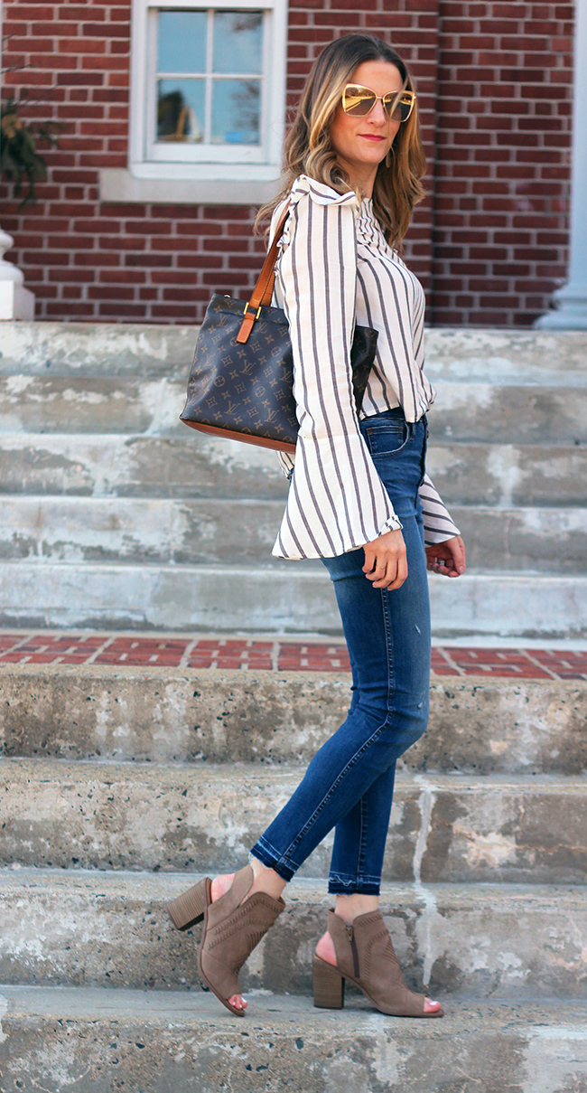 Spring Outfit Idea #springstyle