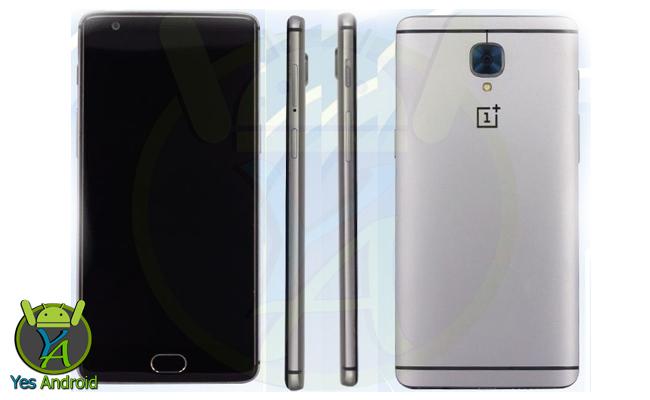 OnePlus 3 Dual SIM Global TD-LTE A3003 64GB Full Specs Datasheet