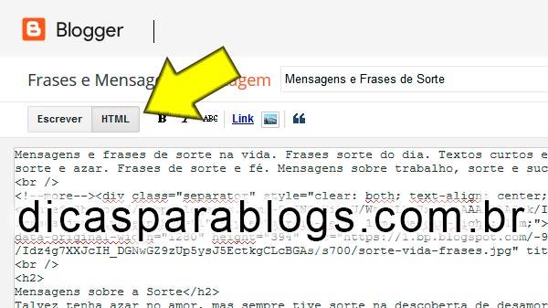 Dicas e Truques com Imagens no Blogger
