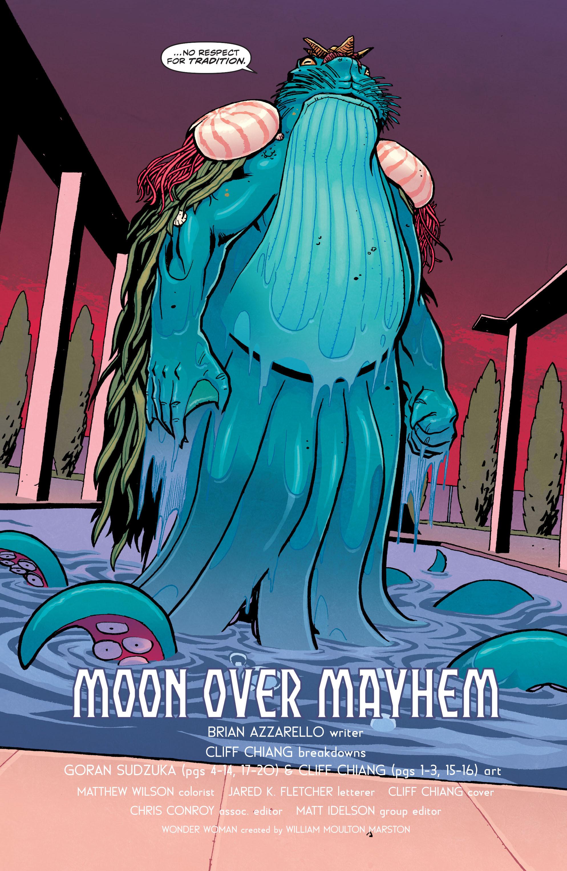 Read online Wonder Woman (2011) comic -  Issue #20 - 3