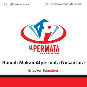 Lowongan Kerja Medan: Rumah Makan Alpermata Nusantara Mei 2021