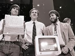 Steve Jobs, Steve Wozniak, Apple