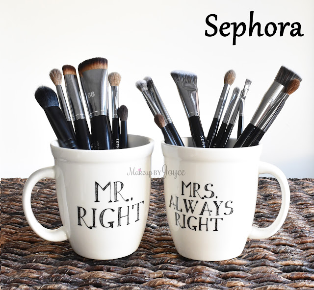 Sephora Pro Brush Collection Review