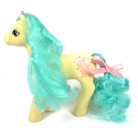 My Little Pony Cha Cha Year Eight Prom Queen Sweetheart Sister Ponies G1 Pony