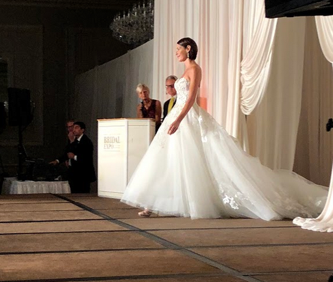Images from the September 2018 Bridal Expo Chicago Show