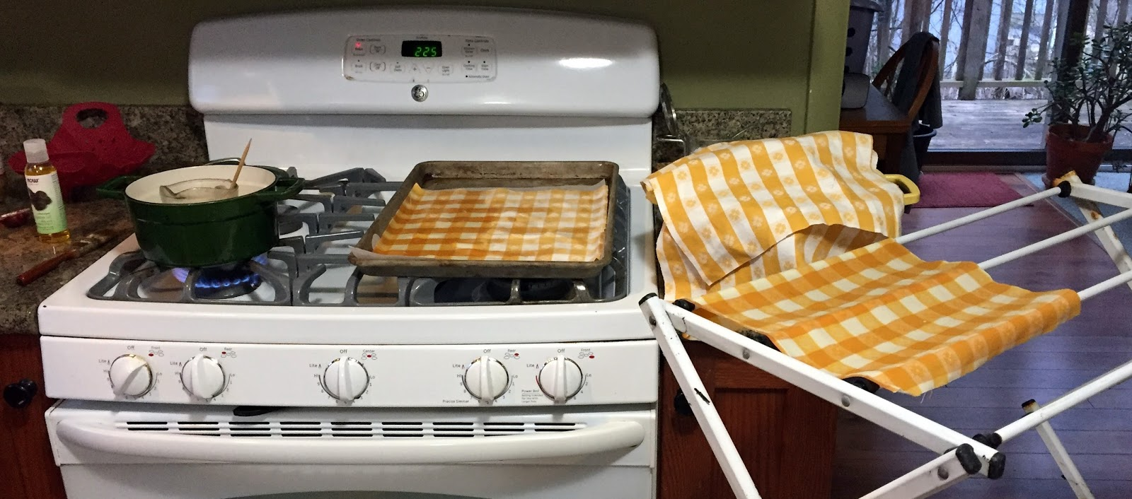 Mother's Kitchen: DIY Beeswax Wraps