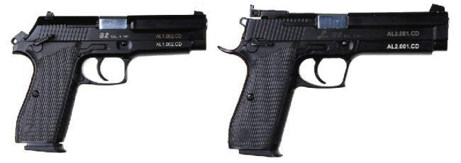 Pistol G2 Combat dan Elite