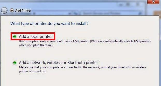 Cara Menghubungkan 1 Komputer/Laptop ke 2 Printer atau Lebih