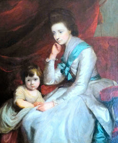 Theresa Parker and Little Jack by Sir Joshua Reynolds (c1775)