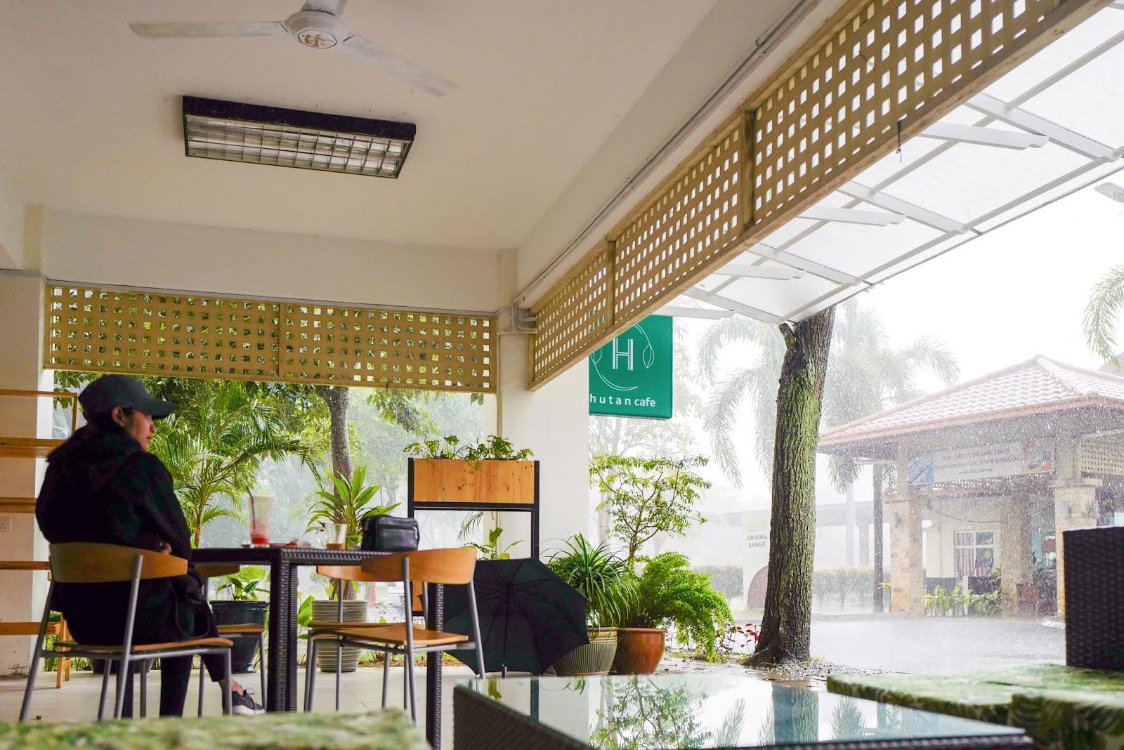 hutan cafe @ cyberjaya