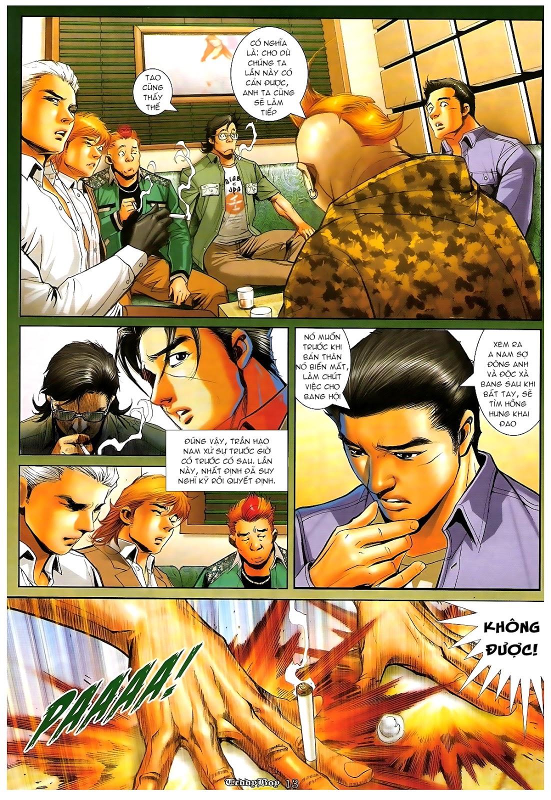 Người Trong Giang Hồ - Chapter 1216: Tráng Sĩ - Pic 10