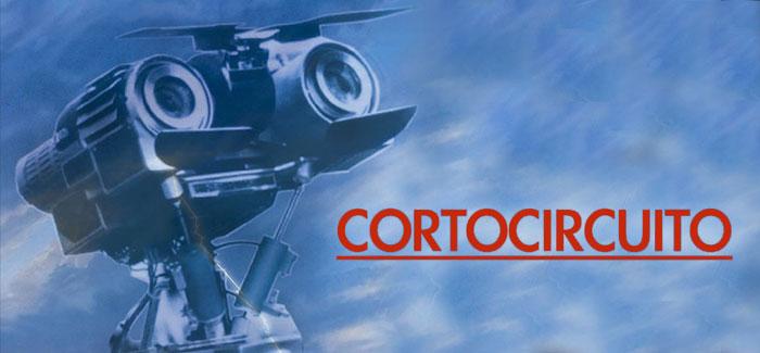 Película Cortocircuito 1986