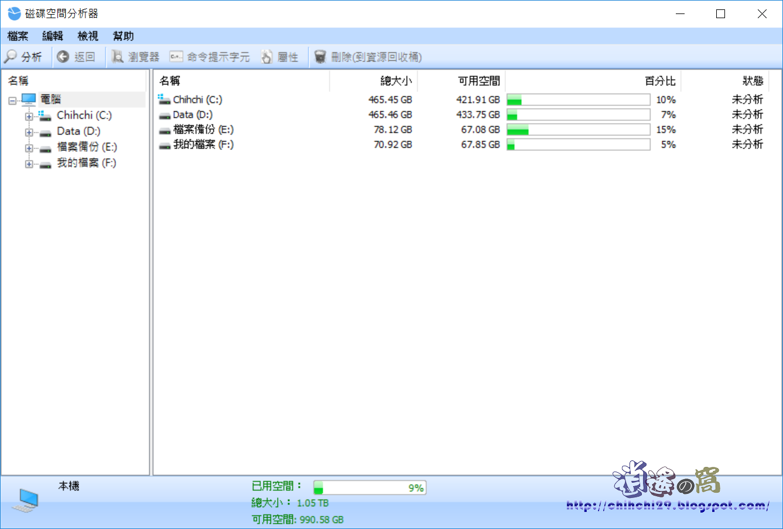 Glary Utilities 整合多款系統維護工具