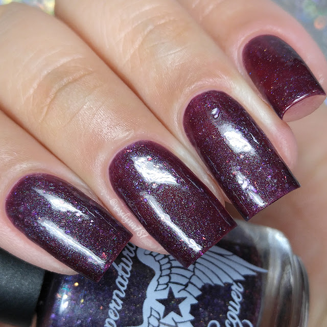 Supernatural Lacquer - What Fools These Mortals Be
