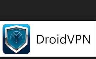 اعدادات DroidVpn