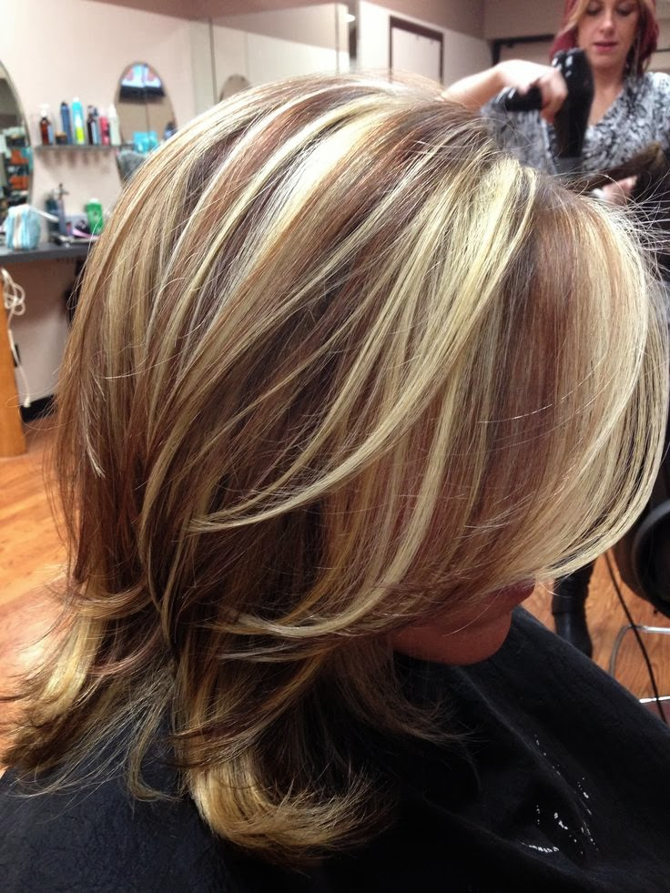 49 Trendy Hair color highlights ideas | Hairstylo